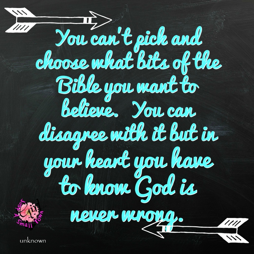 god never wrong stg
