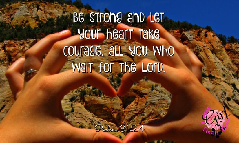 psalms 31 24 stg