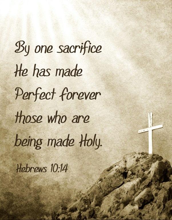 cross sacrifice