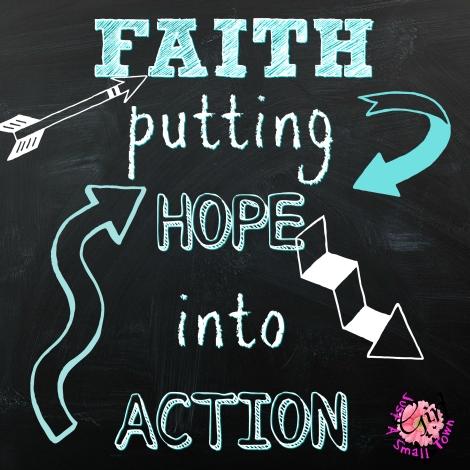 FAITH INTO ACTION STG