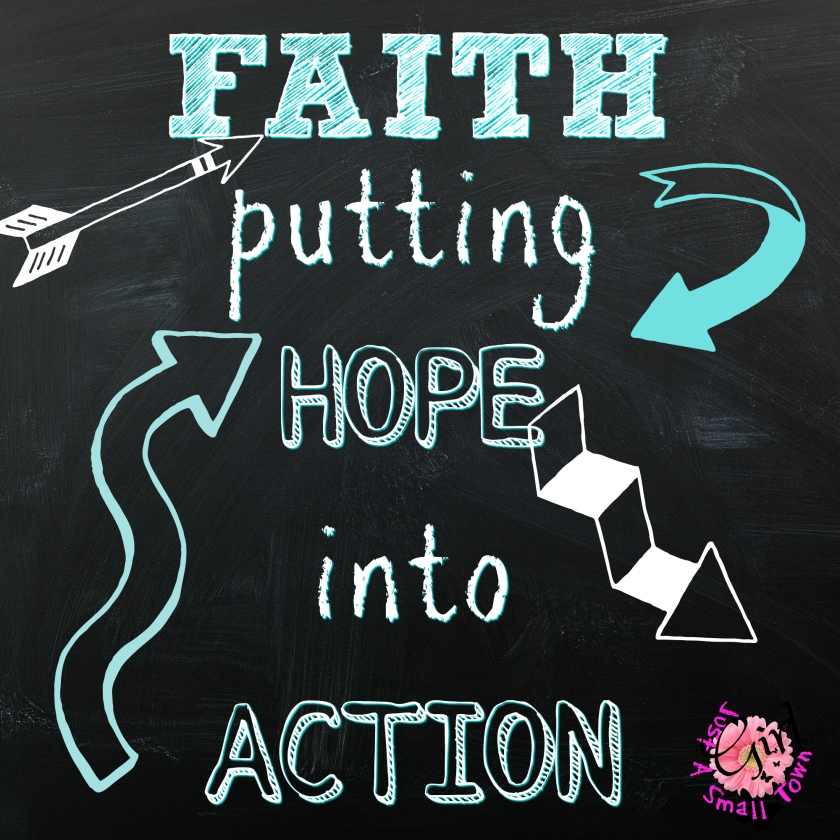 FAITH INTO ACTION STG
