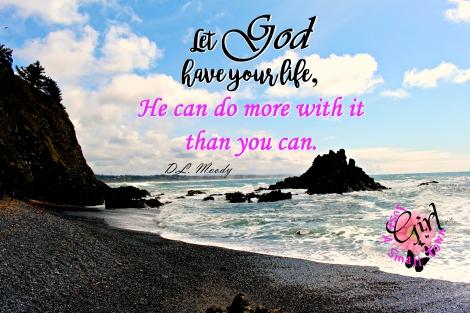 god can do more stg
