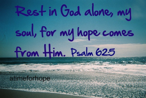 psalm 62.5