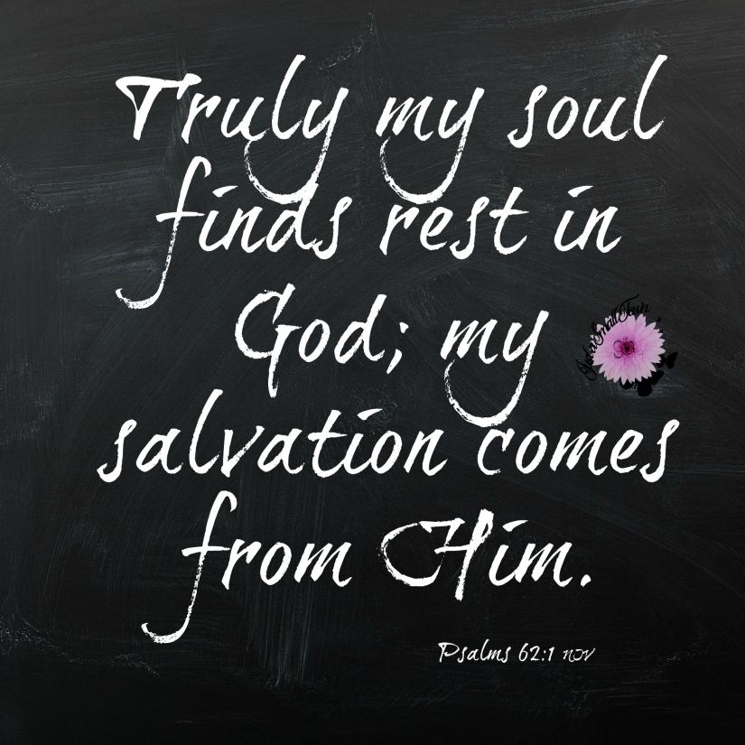 psalms 62 1